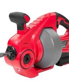 XTREMEPOWERUS XtremePowerUS Cordless Drain Cleaner 18V