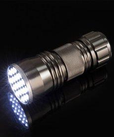 STARK Stark Gunmetal Flashlight 21 LED