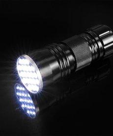 STARK Stark Black Flashlight 21 LED