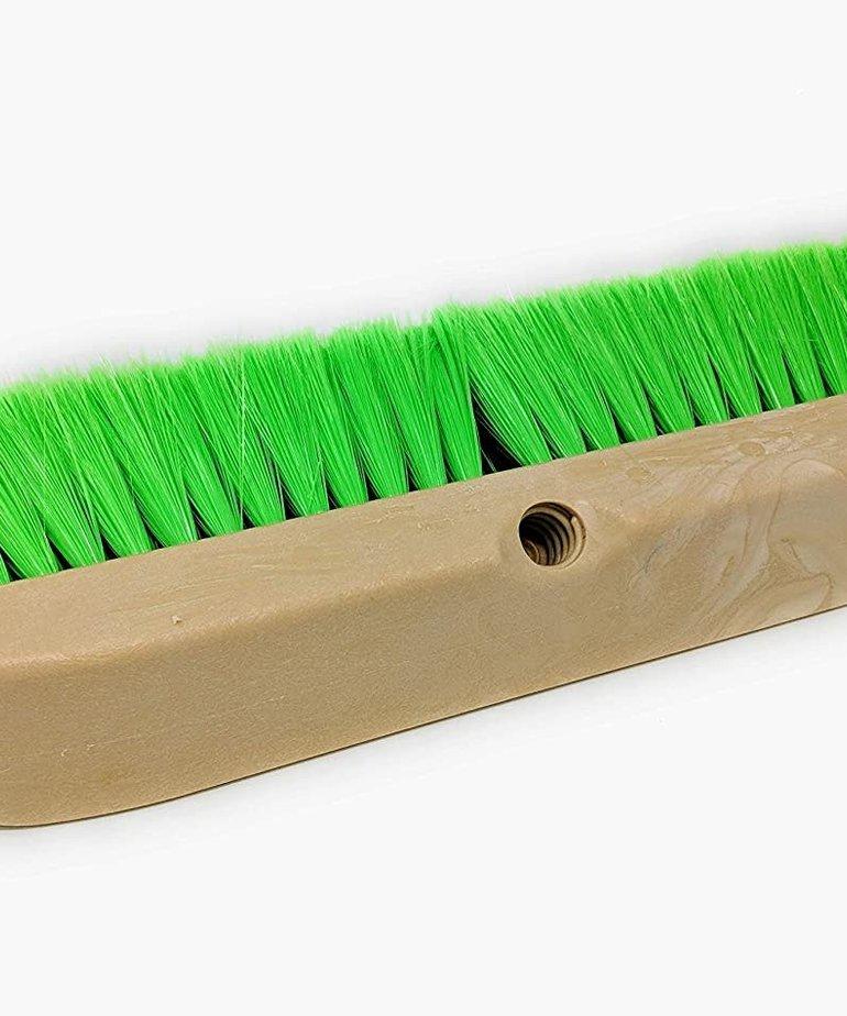 "STATESIDE EQUIPMENT Stateside Wash Brush 14"" Green"