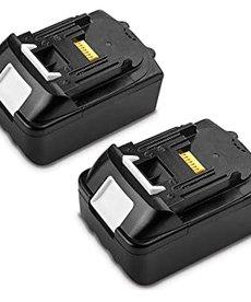 MAKITA Makita 18V LXT Batteries 3.0ah 2-Pack