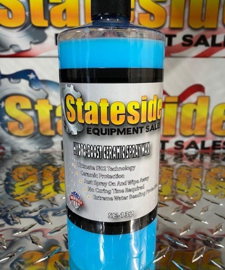 STATESIDE EQUIPMENT Stateside Hydro Boost Ceramic Spray Wax 32oz