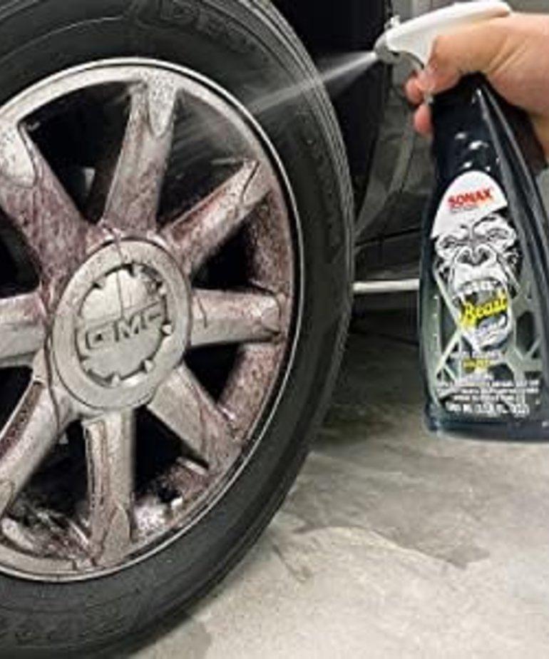 SONAX Sonax The Beast Wheel Cleaner 33.8 FL OZ