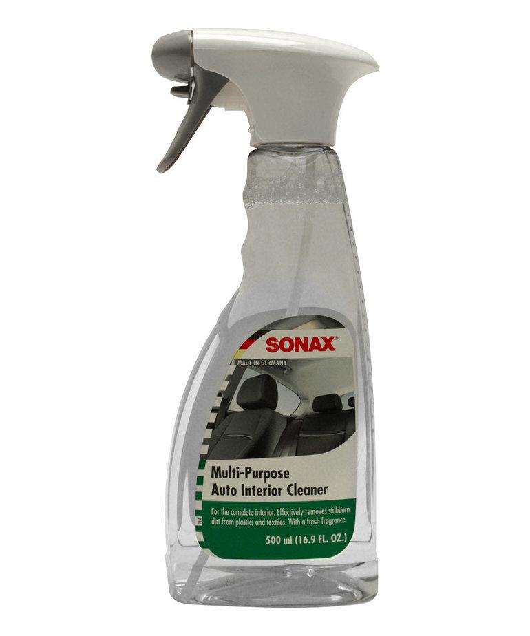 SONAX Sonax Multi-Purpose Auto Interior Cleaner 16.9 FL OZ