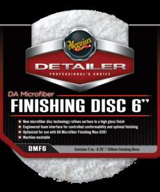 "MEGUIAR'S Meguiar's Detailer Microfiber Finishing Disc 6"" 2-pack"