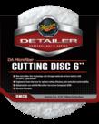 "MEGUIAR'S Meguiar's Detailer Microfiber Cutting Disc 6"" 2-pack"