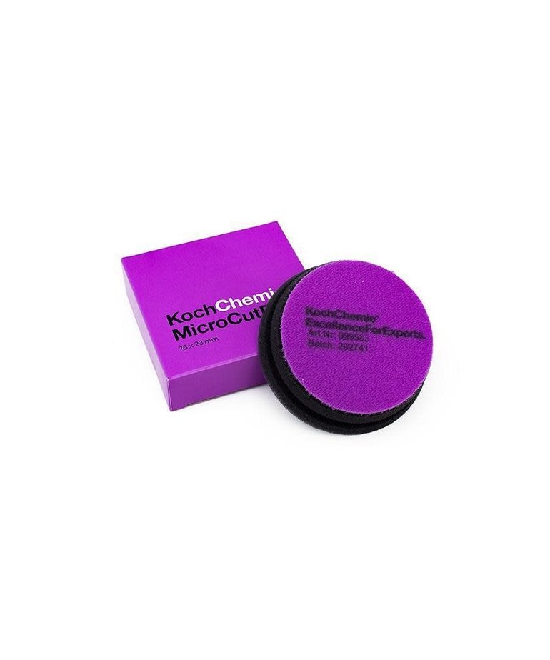 KOCH-CHEMIE Koch-Chemie Micro Cut Pad Purple 3in.