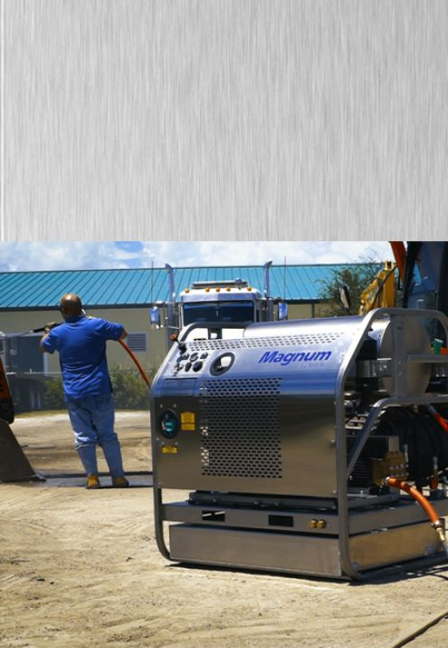 FULL LINE OF PRESSURE WASHERS/PARTS