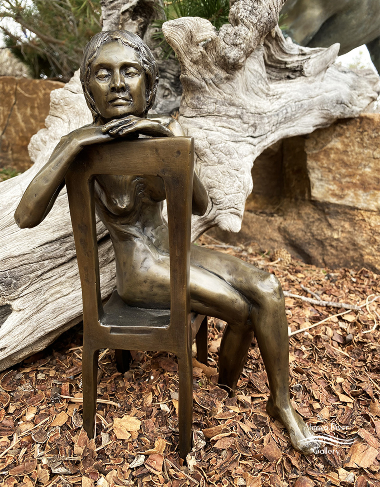 Marianne Hornbuckle Lost in Thought - Marianne Hornbuckle