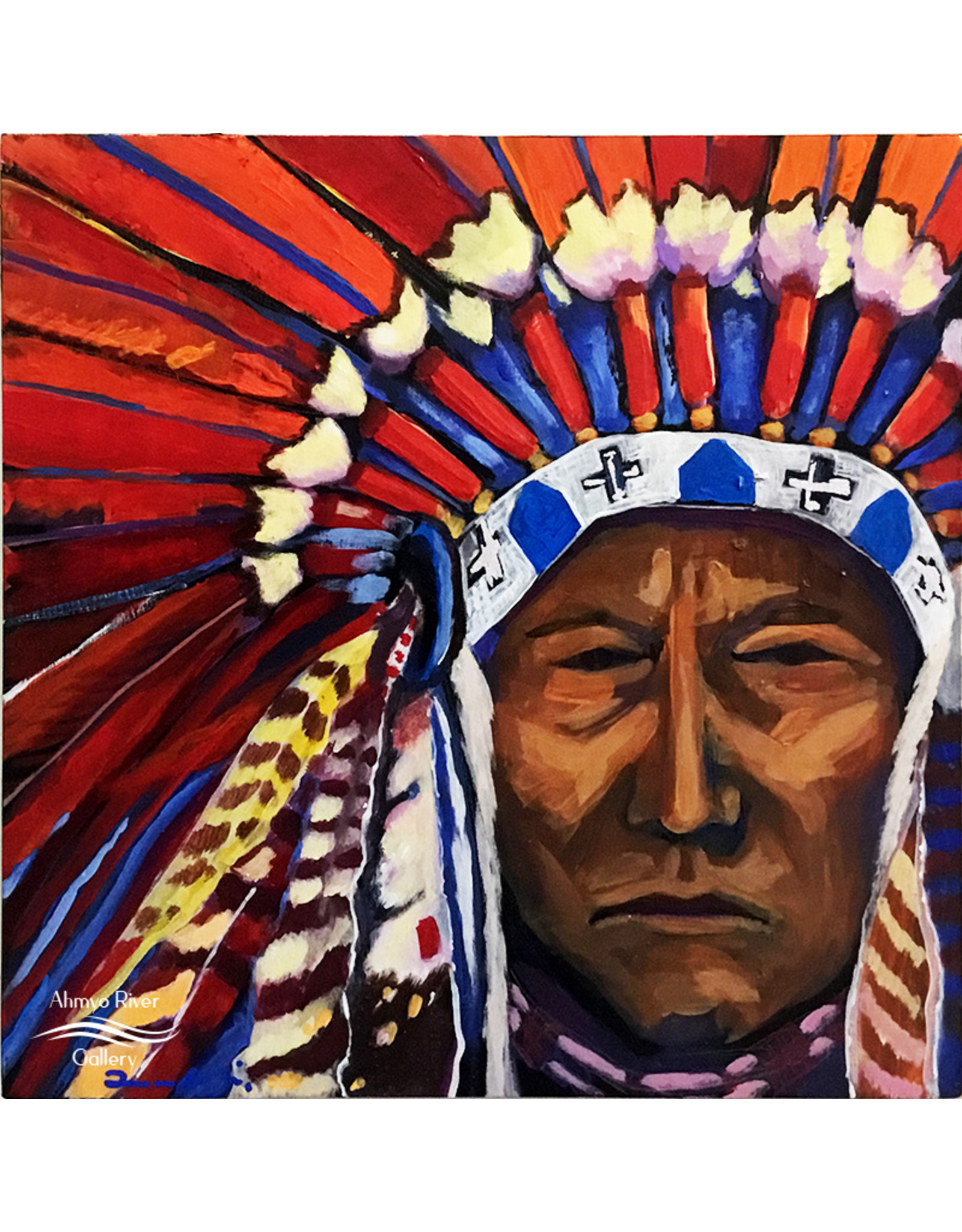 Tamara Schiltz Brave - Native American - Tamara Schiltz