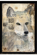 Annette Colby - Painter Wise Soul Wolf Spirit - Annette Colby