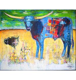 Robyn Thayer Interrupting Cow