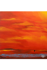 Ed Wyatt Rio Grand #1 - Acrylic on Canvas - Ed Wyatt