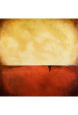 Ed Wyatt Taos Afternoon - Acrylic on Canvas - Ed Wyatt