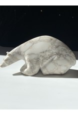 Michael Connor Alabaster Bear Small Medium #3 - Michael Connor