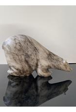 Michael Connor Alabaster Bear Medium #2 - Michael Connor