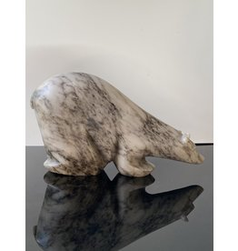 Michael Connor Alabaster Bear Medium #2