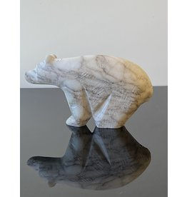 Michael Connor Alabaster Bear XS
