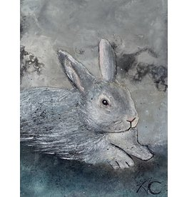 Annette Colby - Painter Bunny, Bunny