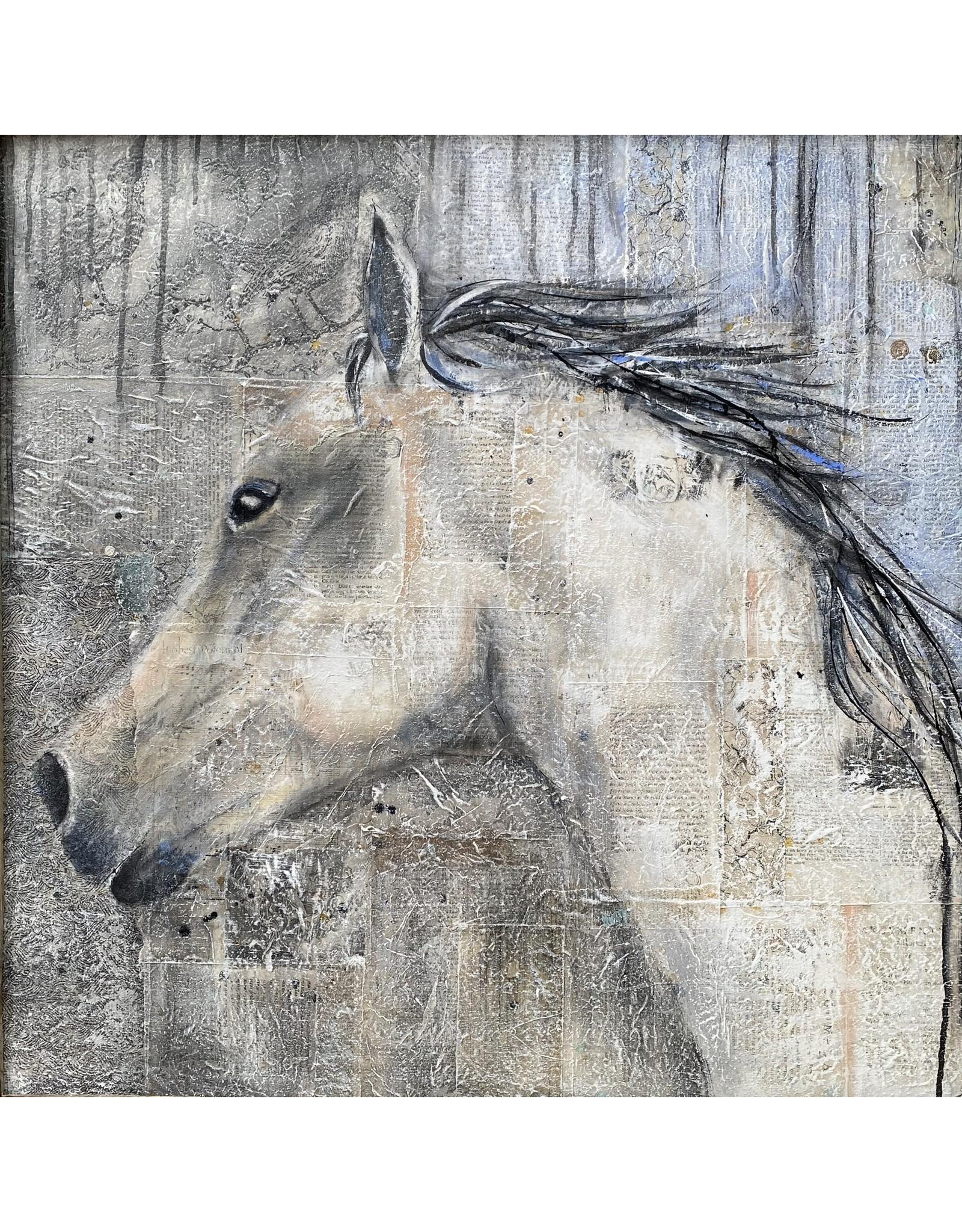 Annette Colby - Painter Celene Moon Goddess - Annette Colby