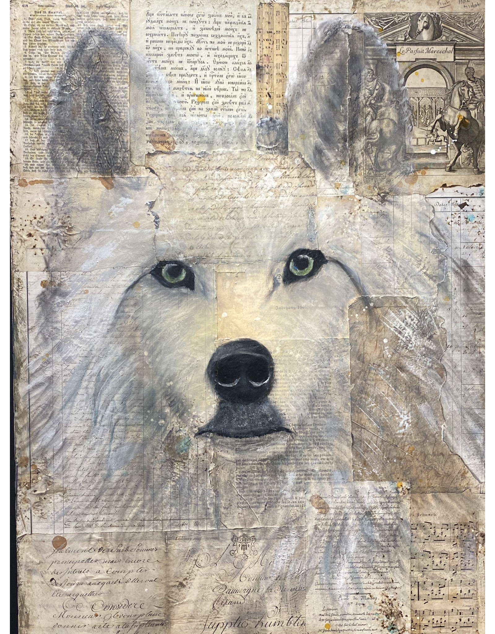 Annette Colby - Painter Luna - Annette Colby