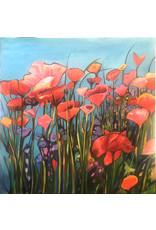 Tamara Schiltz Flowers of the Field - Tamara Schiltz