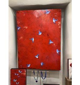 Annette Colby - Painter 'Edge of Heaven'