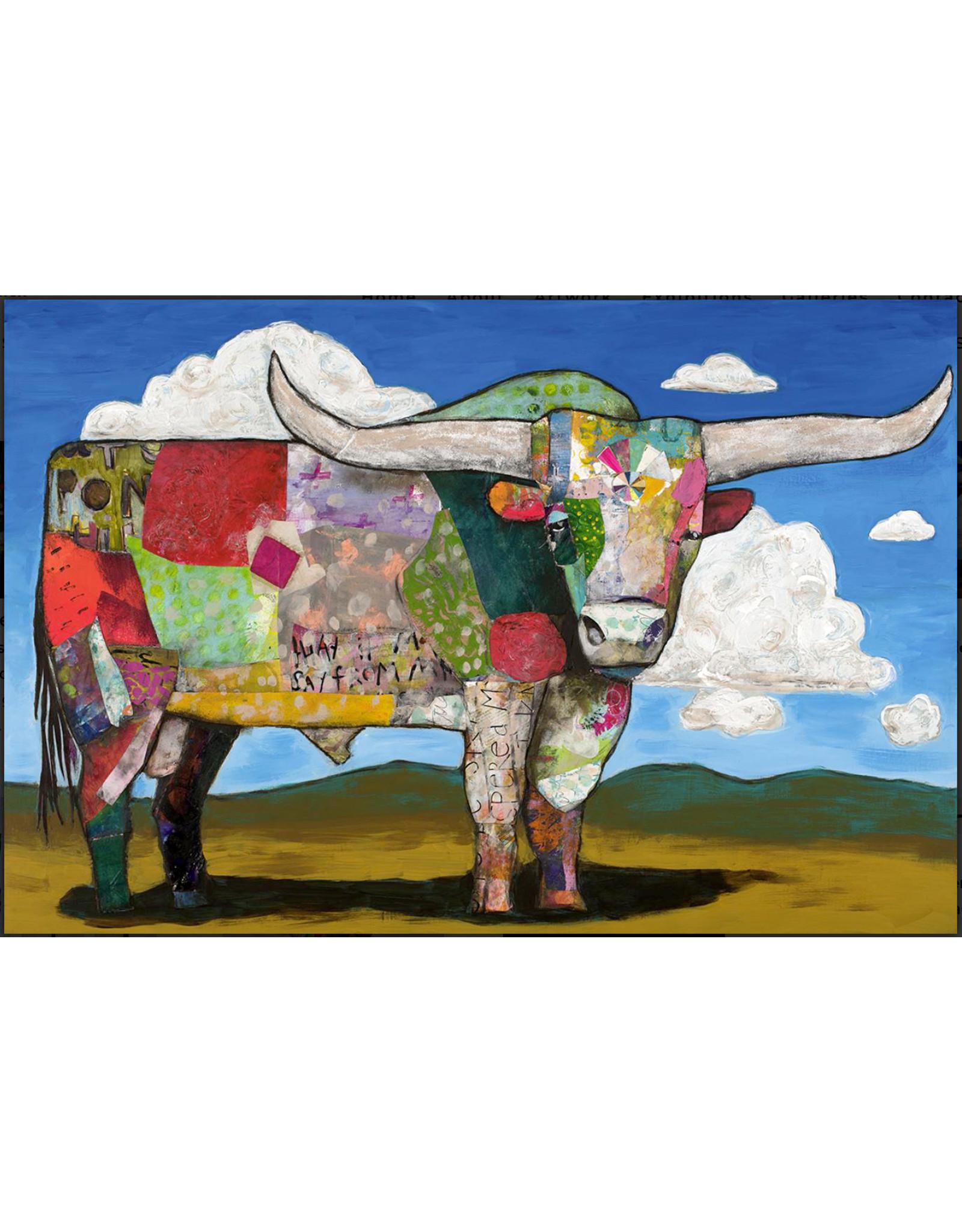 Robyn Thayer Zeno (Bull)  - by Robyn Thayer