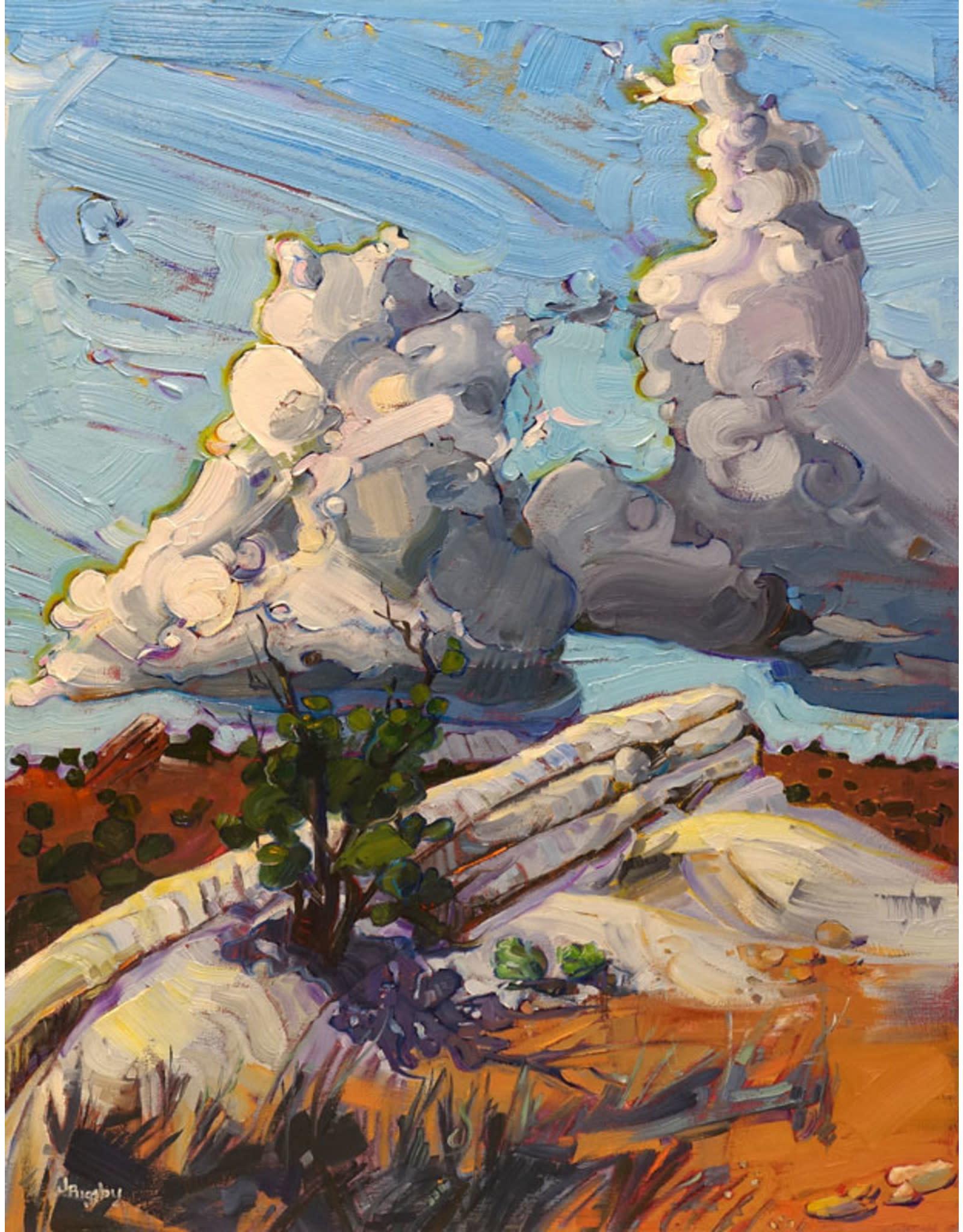Jody Rigsby Nambe' Cloudscape - Jody Rigsby