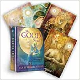 The Good Tarot 78-Card Deck and Guide Book