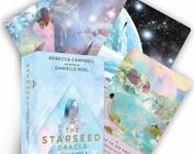 BOOK AND TAROT CARDS