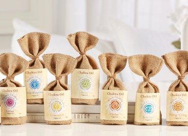 Essential & Spiritual Oils