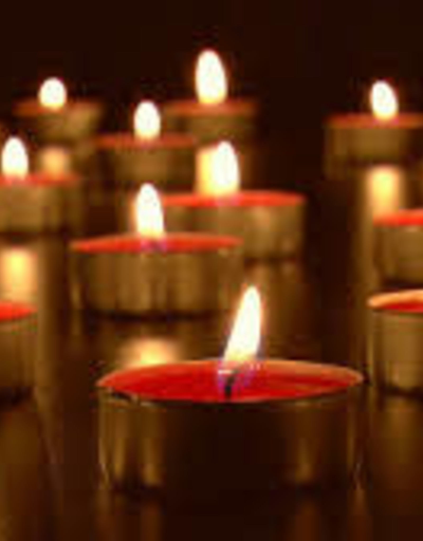 CANDLE LIGHT SERVICES $50.00