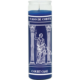 Court Case 7 Day Candle