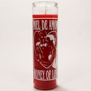 Honey Of Love 7 Day Candle