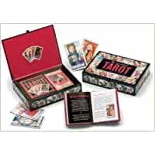 The Essential Tarot Kit Book And Card Set