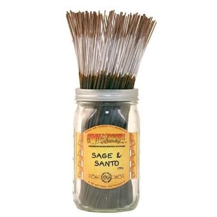 Sage & Santo Incense - Wild Berry
