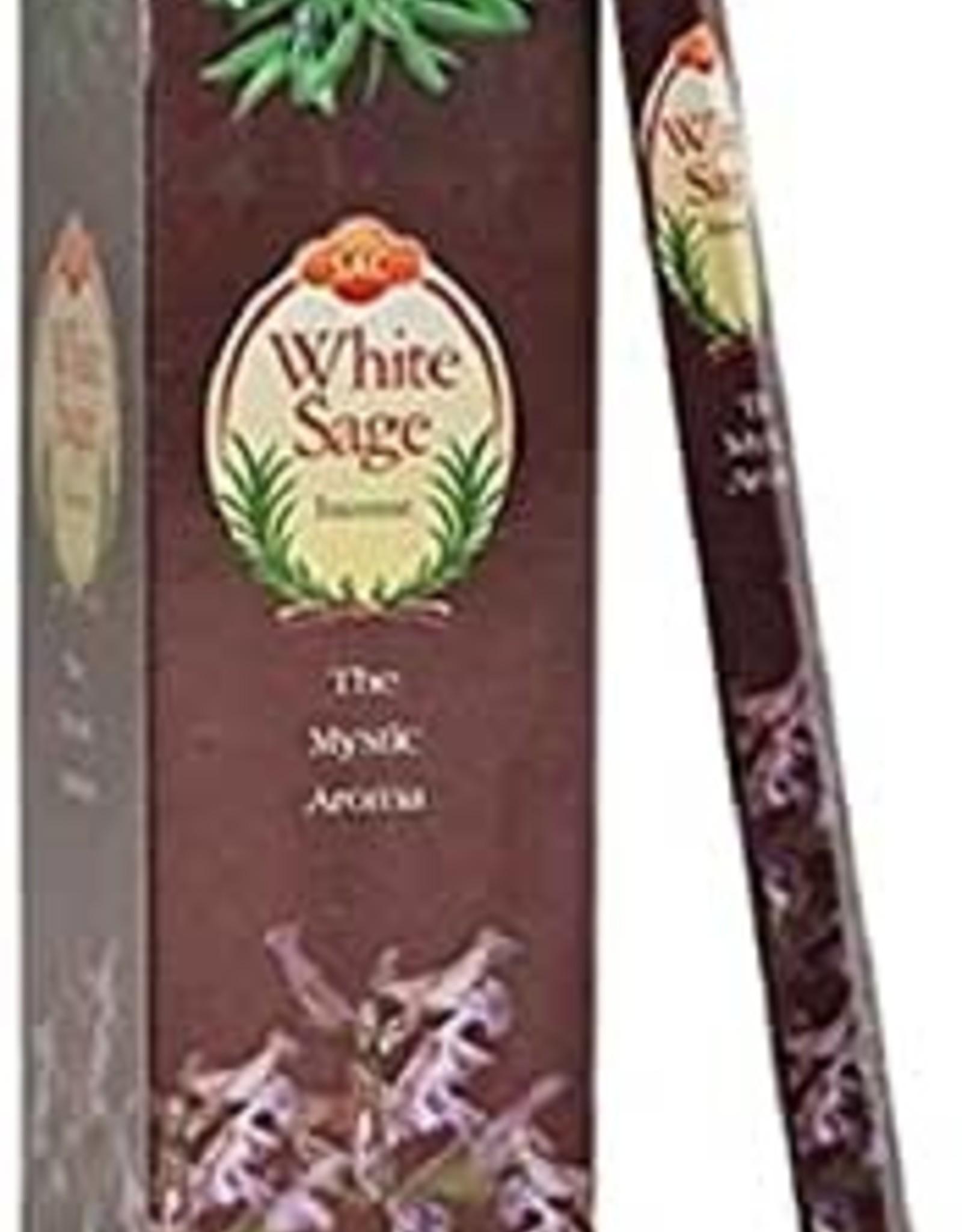 White Sage Incense SAC