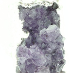 Necklace Amethyst Cluster