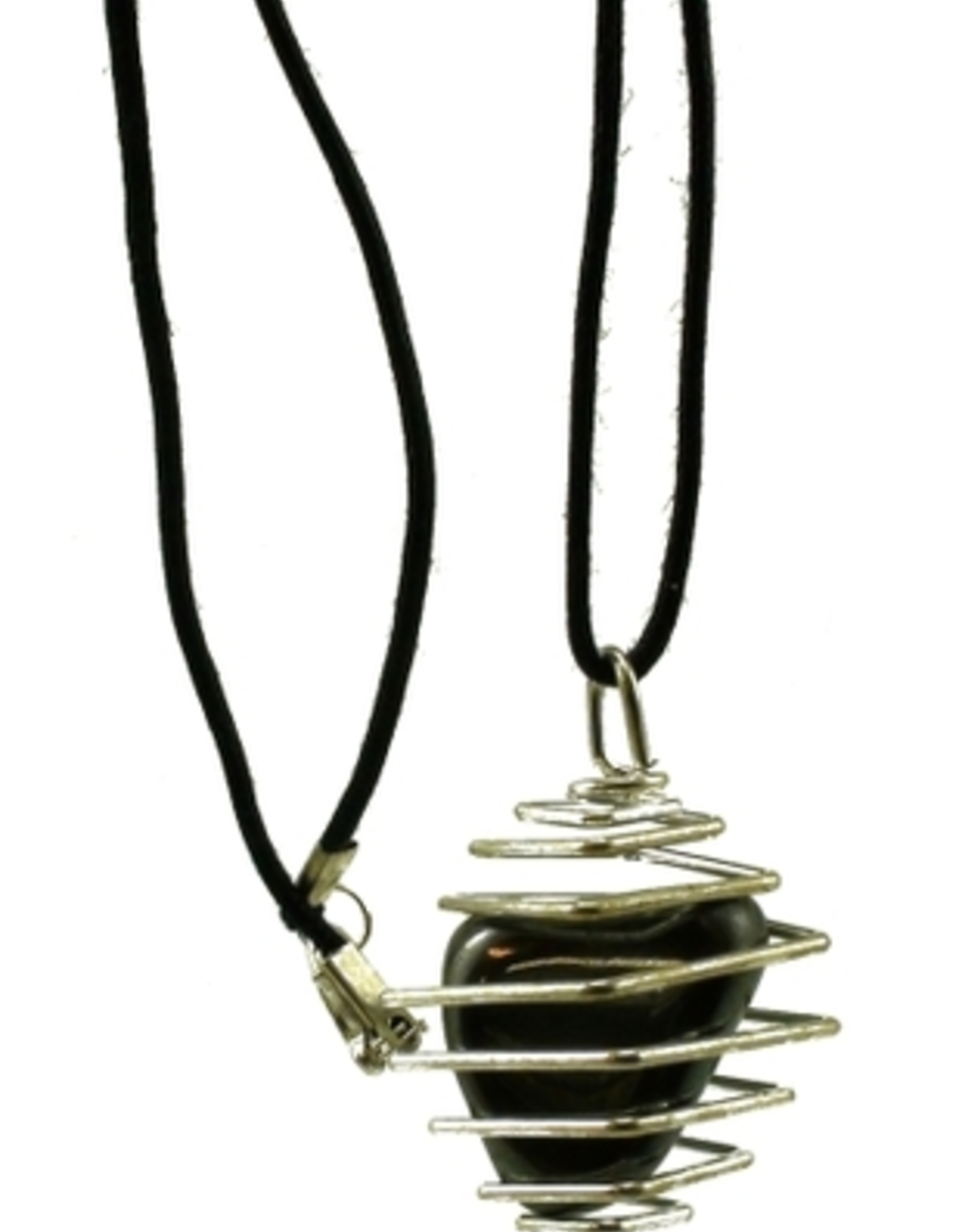 Hematite Necklace In Case
