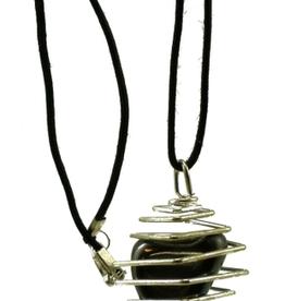 Hematite Necklace In Case