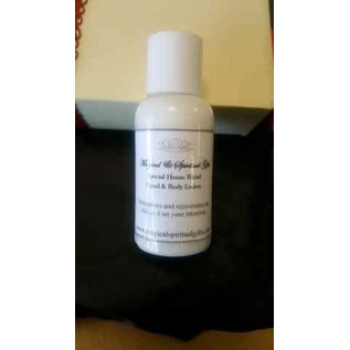 Special House Blend ( hand & body lotion)