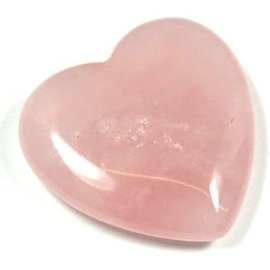 Rose Quartz HEART (044) - 64q