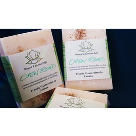 Open Road Cleansing Soap