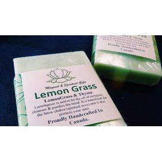 LEMON GRASS CLEANSING SOAP