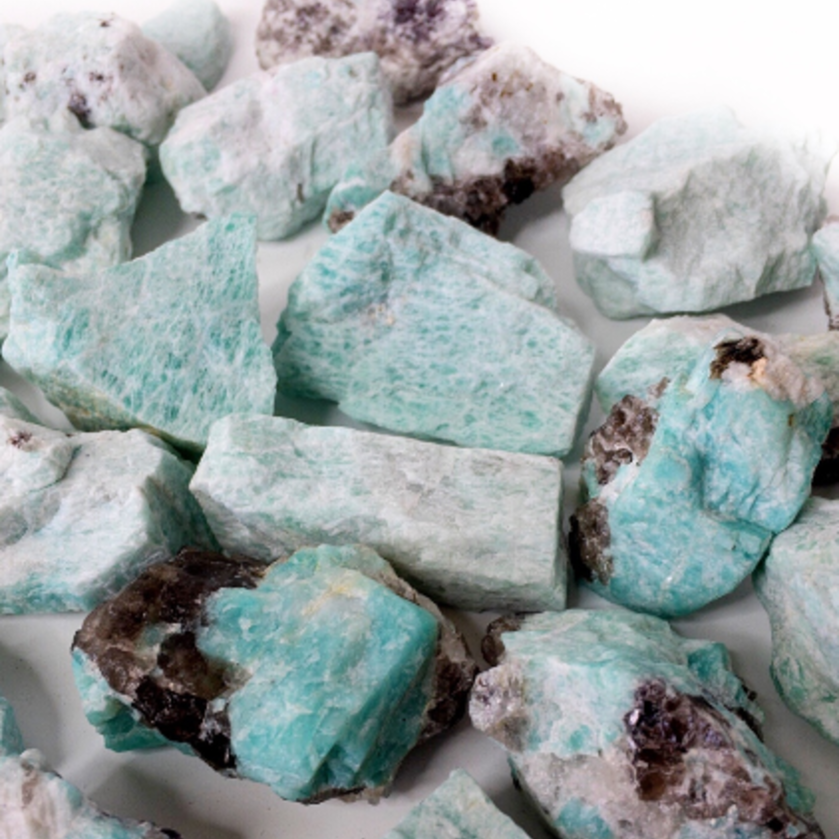 Amazonite Stone Rough