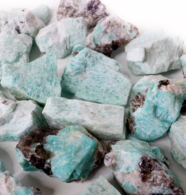 Amazonite Stone Rough