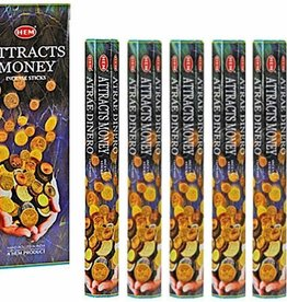 Attracts Money Incense Stick SPECIAL
