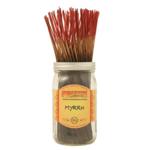 WILDBERRY-Myrrh Incense