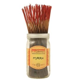 WILDBERRY-Myrrh Incense